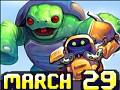 Terrarium Land. Release in March 29 on Steam