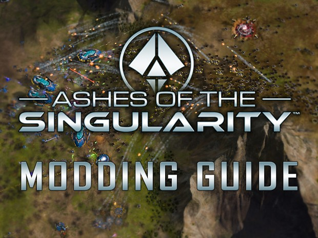 Ashes of the Singularity - Modding Guide