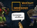 Cancellation of WarCraft:Armies of Azeroth Indiegogo campaign