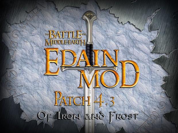 Edain Mod 4.3.1 Demo Released