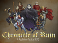 Chronicle of Ruin launches on Kickstarter!