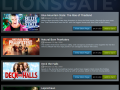 Lionsgate Partners With Valve To Launch Its Film Library On Steam