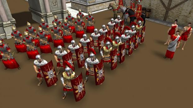 Civilization: Principate Romans