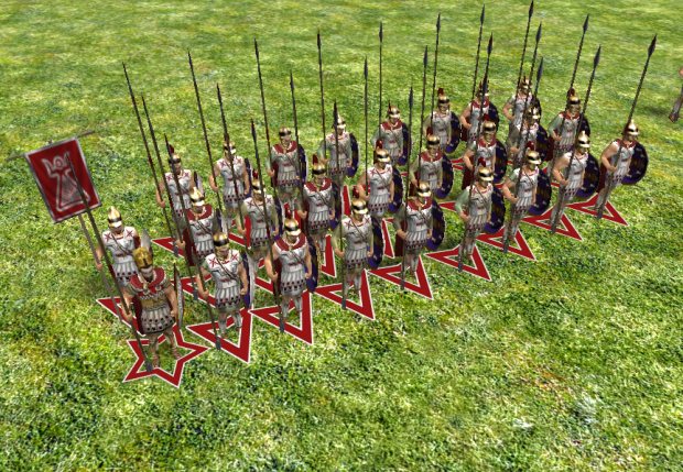Battalions and Formations