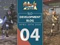 Dev Blog 4 - April 30th 2016