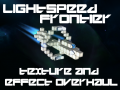 Lightspeed Frontier - Texture and effects overhaul
