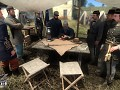 Field report 27: Confederate Officers & Drill Camp Details