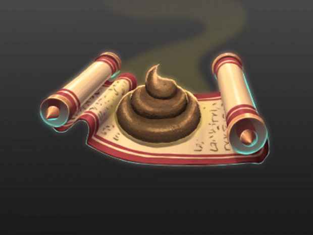 The scrolls and the power-ups – Devlog #25