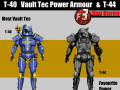 New Power Armour for Van Buren