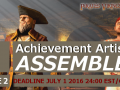 Calling All Photoshoppers! Achievement Art Wave 2