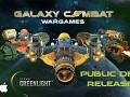 Galaxy Combat Wargames Public Demo Released!