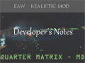 Developer's Notes - #2