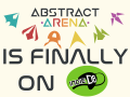 Abstract Arena makes its debut on IndieDB