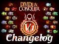 Version 1 Changelog Update