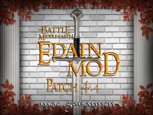 Watch Edain 4.4 on Youtube!