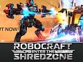 Enter the Shredzone Now Live!