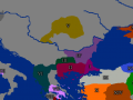 Campaign Map and Factions