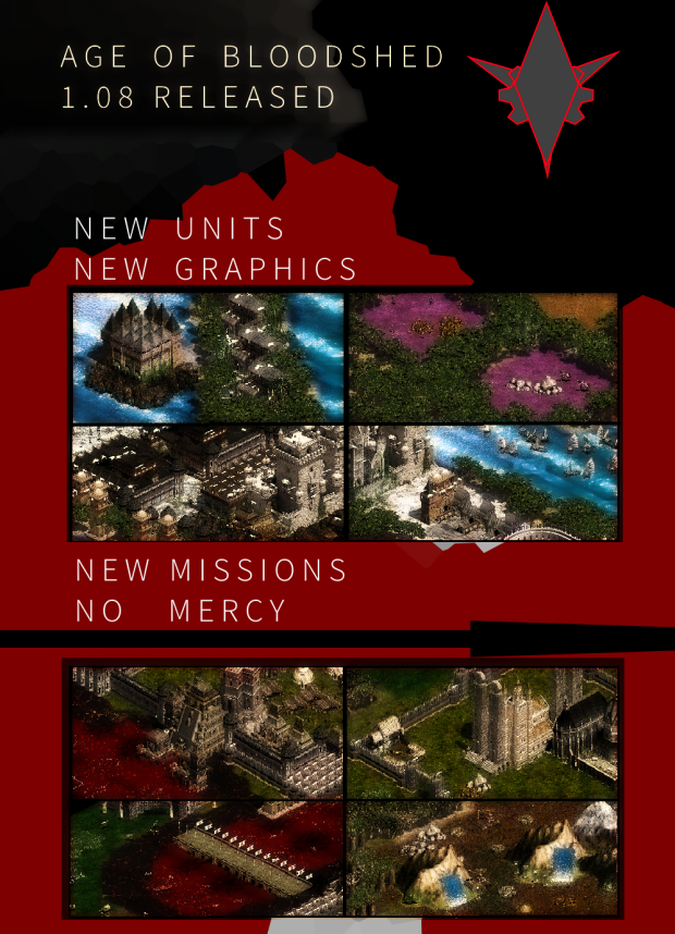 Age of Bloodshed 1.08 Launched!!!