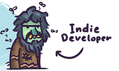 "Banya, kid's laptop and a duck or ""How we created indie-game"". Part 1 – The Artist."