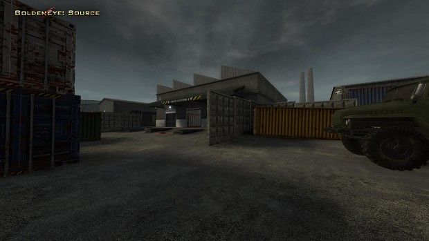 GoldenEye: Source 5.0 Media Day 2 - Gameplay Refinements