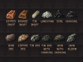 Update 8.10. The second server is open! Mining skill and new materials