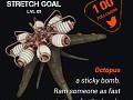Octopus - a sticky bomb