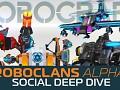 Roboclans Alpha: Social Features - Coming Soon!