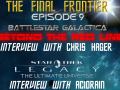 Podcast Interview - Final Frontier