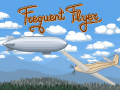 Frequent Flyer - shoot 'em up game available!