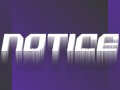 Notice - 26 August 2016