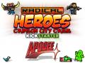 Mad Unicorn Games + Apogee Software = Radical Heroes!