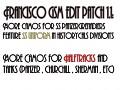 Francisco GSM Edit - Patch 1.1