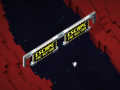 New signs in Escape the Sector – Billboards in space!