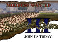 MODDERS WANTED AD