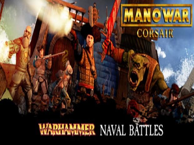 Man O' War - Corsair - Warhammer Naval Battles