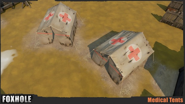 Land Mines, Medics, Vehicle Update, and more!