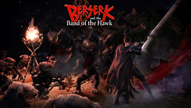 BERSERK and the Band of the Hawk!