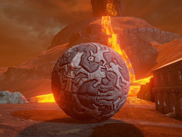 Rock Of Ages 2: Bigger & Boulder [Dev Blog #6] - Rockin designs: The Medusa Boulder