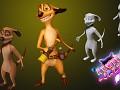 Kewpie - Jazzy - DJembe the meerkat and new video!