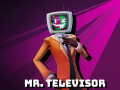 Character Breakdown - Mr. Televisor
