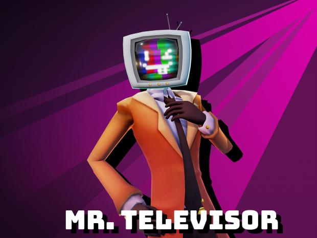 Character Breakdown - Mr. Televisor
