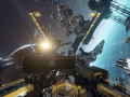EVE: Valkyrie Joint Strike Update Brings PlayStation VR Cross-Play