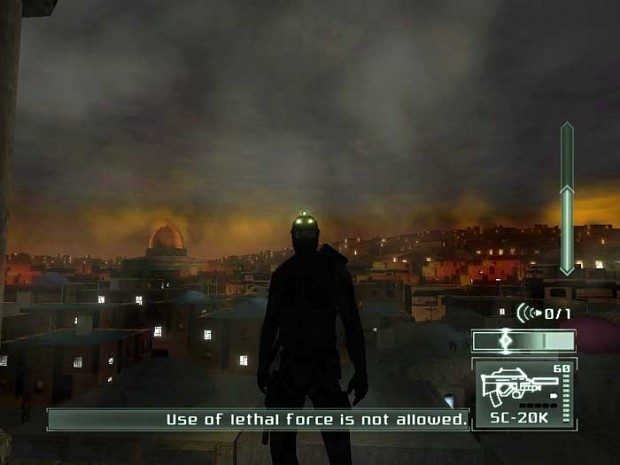 Splinter Cell Ultimate Graphics Settings (Includes Indirect Fixes to Common Problems)