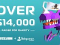 Robocraft Raises over $14,000 for AbleGamers Charity