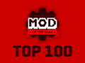 Top 100 Mods of 2016 Announced