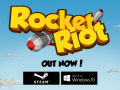 Rocket Riot launched!