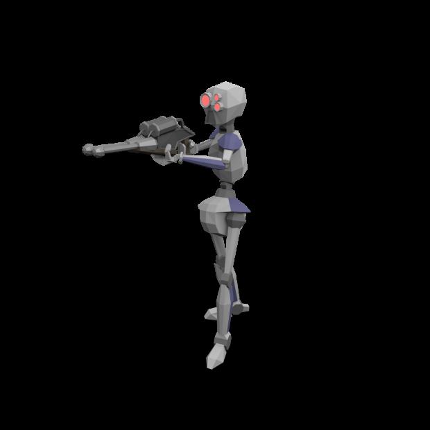 Floatlands devblog #11 - NPC robots design