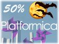 Platformica Haloween Discount & Update #2