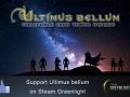 Support Ultimus bellum on Steam Greenlight