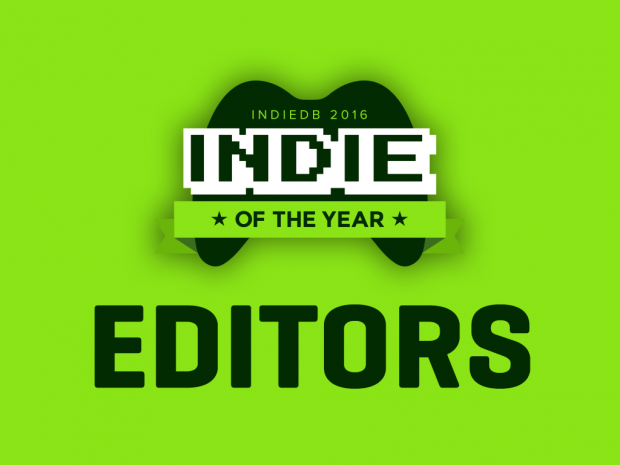 Editors Choice - Indie of the Year 2016